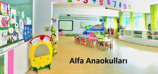Alfa Anaokulları